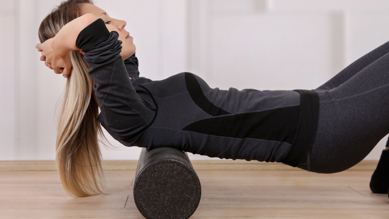 NW Chiro blog - Thoracic Foam Rolling