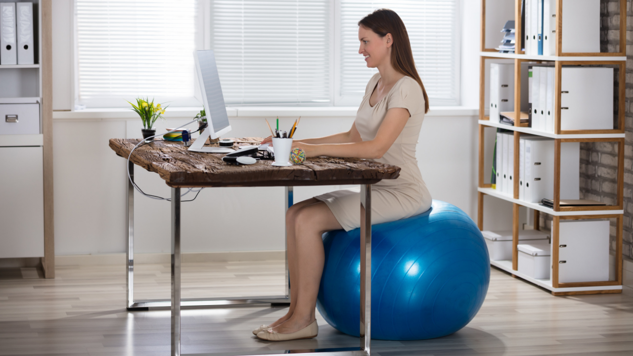 Norwest Chiro blog - Active Sitting 1