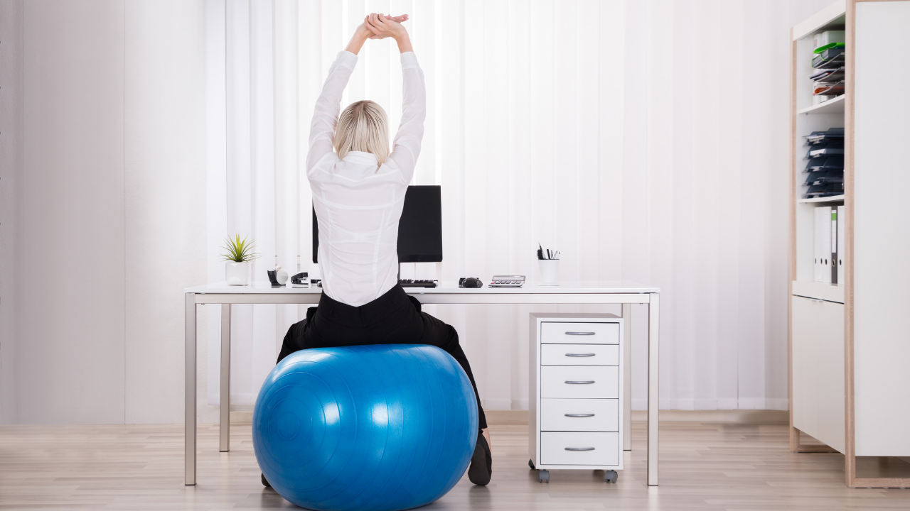 Norwest Chiro blog - Active Sitting 2
