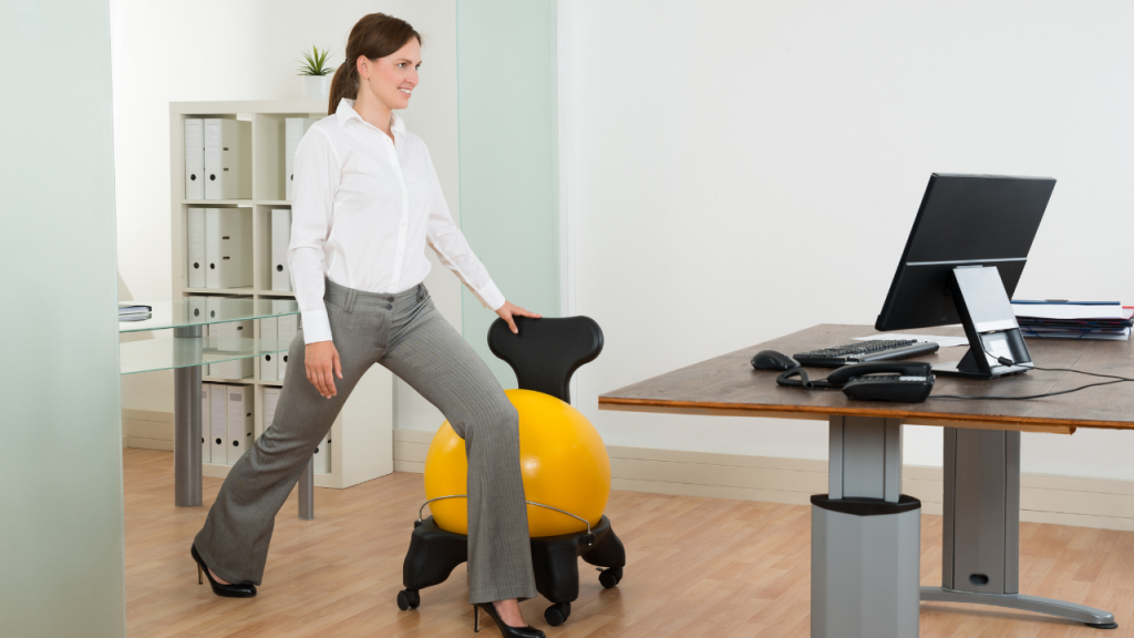 Norwest Chiro blog - Active Sitting 3