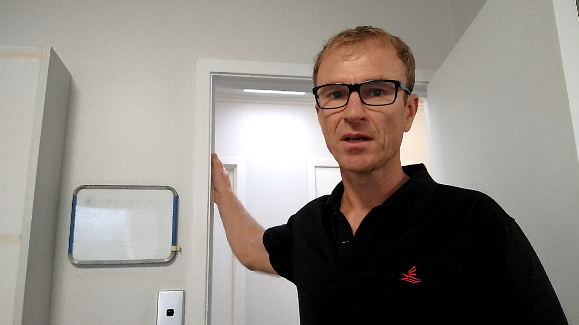 Norwest Chiro blog - Doorway Stretches How to Fix Rounded Shoulders